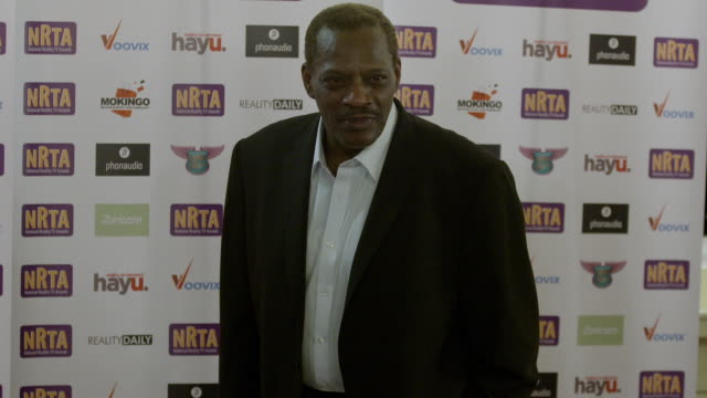 alexander o'neal at national reality tv awards on september 29 2016 in london england - reality tv stock videos and b-roll footage