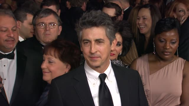 Alexander Payne at 64th Annual DGA Awards Arrivals on 1/28/12 in Los Angeles CA