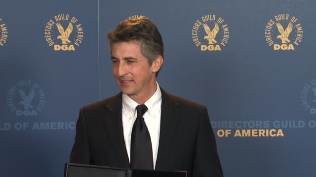 Alexander Payne at 64th Annual DGA Awards Press Room on 1/28/12 in Los Angeles CA