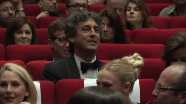 vídeos de stock, filmes e b-roll de alexander payne at once upon a time in america inside 65th cannes film festival on may 18 2012 in cannes france - alexander payne