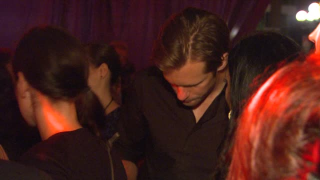 Alexander Skarsgard at Playboy True Blood 2012 Event on 7/14/12 in San Diego CA