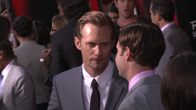 Alexander Skarsgard at Premiere Of HBO's True Blood Season 6 on 6/11/2013 in Hollywood CA