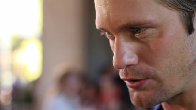 Alexander Skarsgard on being a part of the film at the 'Melancholia' Premiere 2011 Toronto International Film Festival