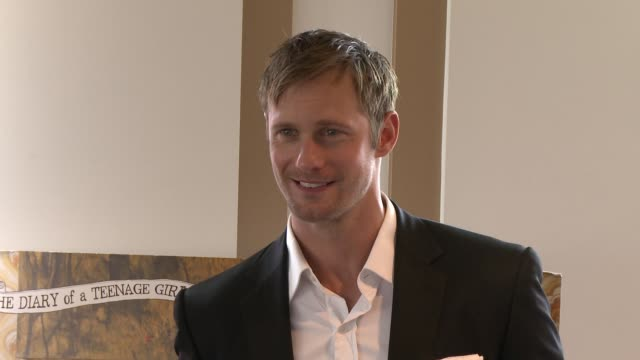Alexander Skarsgård at the 2015 Los Angeles Film Festival Premiere of Diary of A Teenage Girl at Regal Cinemas LA Live on June 13 2015 in Los Angeles...