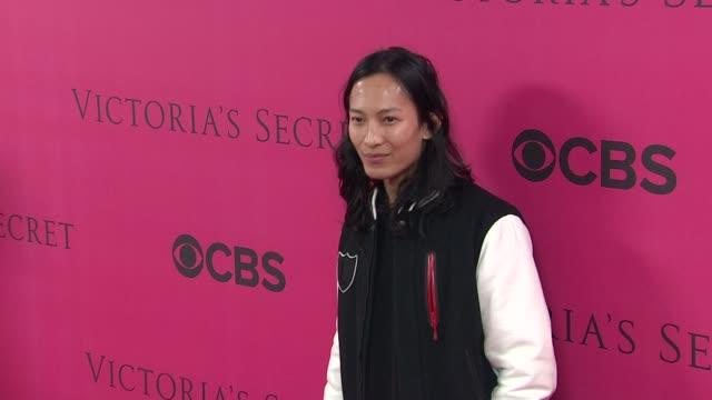 Alexander Wang at the 2010 Victoria's Secret Fashion Show Pink Carpet at New York NY