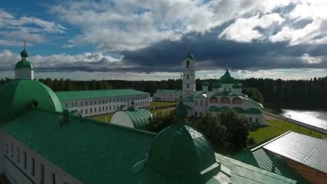 Alexander-Svirsky Monastery, Russia