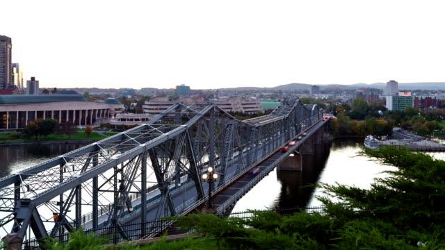 Alexandra Bridge - Gatineau City