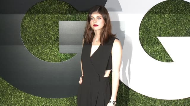 Alexandra Daddario attends Chateau Marmont on December 03 2015 in Los Angeles California