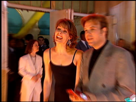 alexandra paul at the american comedy awards at the shrine auditorium in los angeles, california on february 11, 1996. - shrine auditorium stock videos & royalty-free footage