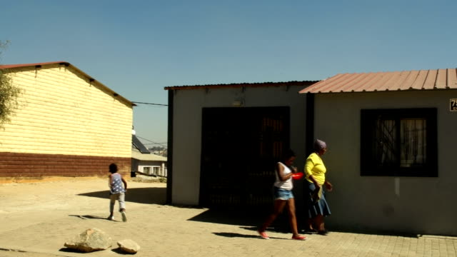 alexandra township is an informal settlement in the north east of johannesburg and is home to over 180000 residents - south stock videos & royalty-free footage