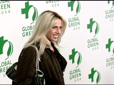 alexis arquette at the global green usa's 5th annual preoscar party at null in hollywood california on february 20 2008 - pre party stock videos and b-roll footage