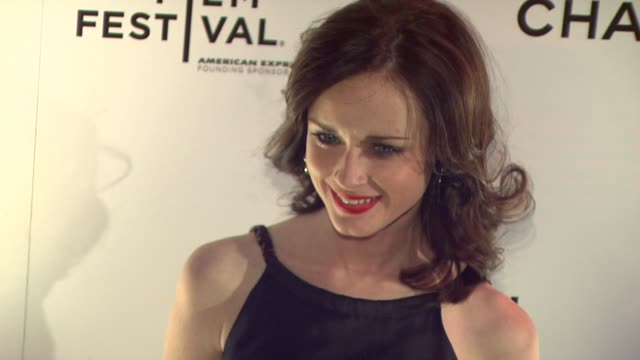 alexis bledel at the 8th annual tribeca film festival - chanel dinner at new york ny. - alexis bledel stock videos & royalty-free footage