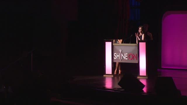 alexis bledel introduces honoree lisa switkin at the good housekeeping's annual shine on awards honor remarkable women at new york ny. - alexis bledel stock videos & royalty-free footage