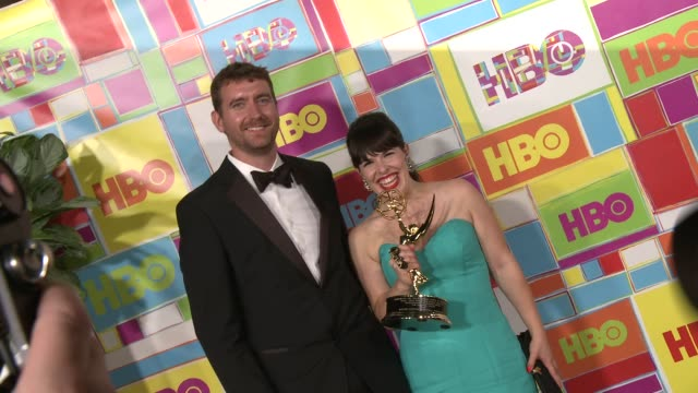 Alexis Woodall at HBO's Official 2014 Emmy After Party at The Plaza at the Pacific Design Center on August 25 2014 in Los Angeles California