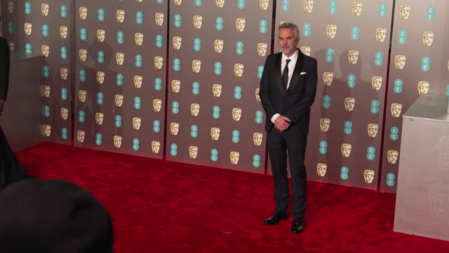 alfonso cuarón at ee british academy film awards 2019 at royal albert hall on february 10 2019 in london england - alfonso cuaron stock videos & royalty-free footage