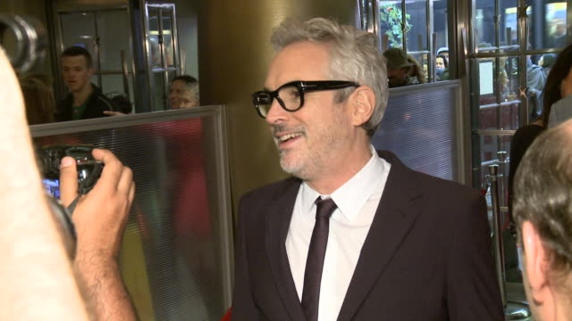 Alfonso Cuaron at Princess of Wales Theatre on September 10 2018 in Toronto Canada