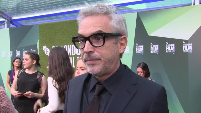 GBR: 'Roma' UK Premiere - 62nd BFI London Film Festival