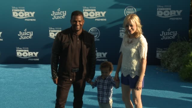 Alfonso Ribeiro at the 'Finding Dory' Los Angeles Premiere at the El Capitan Theatre on June 08 2016 in Hollywood California