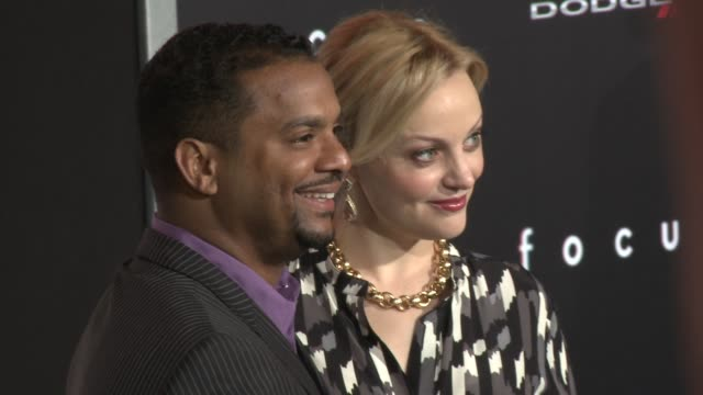 Alfonso Ribeiro at the 'Focus' Los Angeles Premiere at TCL Chinese Theatre on February 24 2015 in Hollywood California
