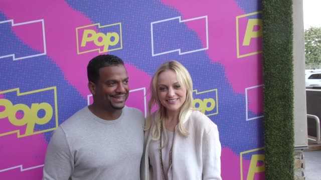 Alfonso Ribeiro at the Premiere Of Pop TV's 'Hollywood Darlings' on April 06 2017 in Los Angeles California
