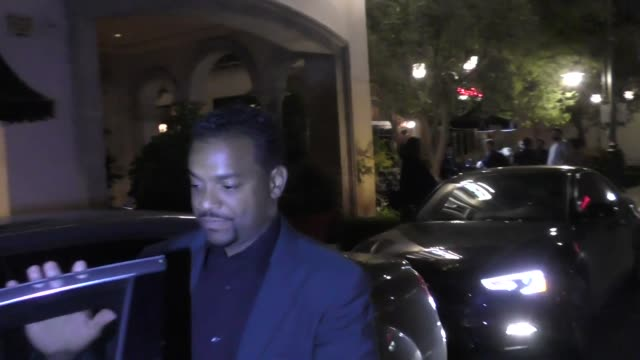 INTERVIEW Alfonso Ribeiro talks about the new cast of Dancing With The Stars at The Grove in Hollywood Celebrity Sightings on March 20 2017 in Los...
