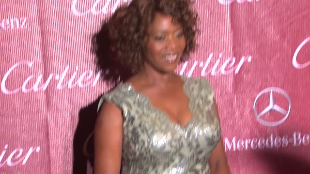 alfre woodard at the 25th annual palm springs international film festival awards gala presented by cartier in palm springs ca on 1/04/14 - alfre woodard stock videos & royalty-free footage