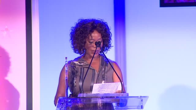 speech alfre woodard at the 7th annual essence black women in hollywood luncheon at beverly hills hotel on february 27 2014 in beverly hills... - alfre woodard stock videos & royalty-free footage