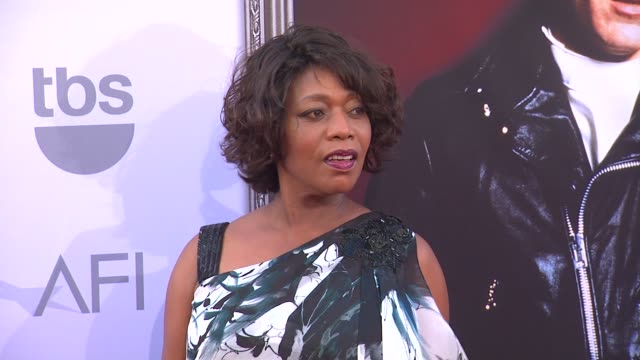 Alfre Woodard at the American Film Institute's 43rd Life Achievement Award Gala Tribute To Steve Martin at Dolby Theatre on June 04 2015 in Hollywood...