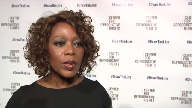 alfre woodard on what it means to host tonight's event. on why the center's work is important, crucial. on how others can show their support for the... - 12 13 years stock videos & royalty-free footage