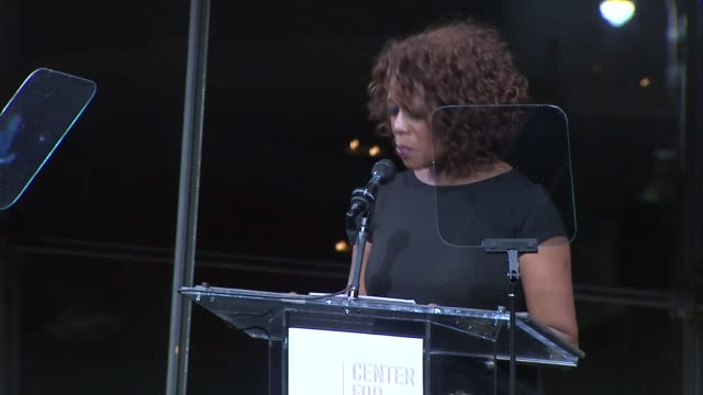 speech alfre woodard talks about the importance of reproductive rights for all women on her nieces who live in oklahoma and texas at jazz at lincoln... - alfre woodard stock videos & royalty-free footage