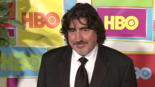 alfred molina at hbo's official 2014 emmy after party at the plaza at the pacific design center on august 25 2014 in los angeles california - alfred molina stock videos & royalty-free footage