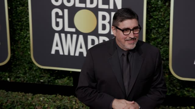 Alfred Molina at the 75th Annual Golden Globe Awards at The Beverly Hilton Hotel on January 07 2018 in Beverly Hills California
