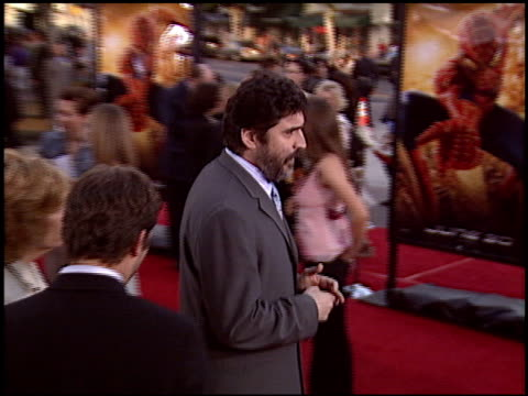 alfred molina at the 'spider-man 2' premiere on june 22, 2004. - house spider stock videos & royalty-free footage