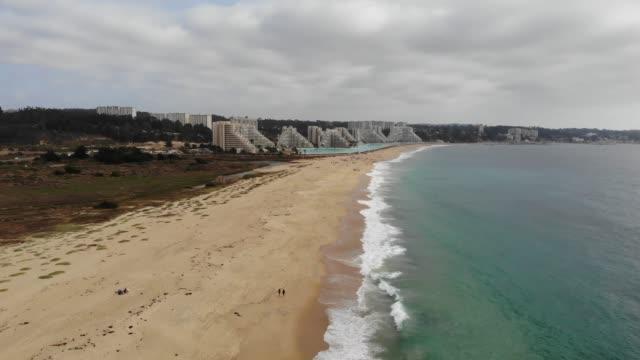algarrobo beach - mar bildbanksvideor och videomaterial från bakom kulisserna