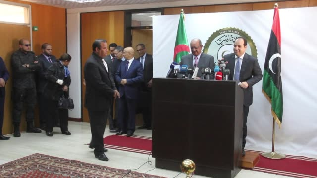 Algeria hopes to reopen its Libya embassy soon the countrys minister of Maghreb affairs said Wednesday as he visited Tripoli in the latest show of...