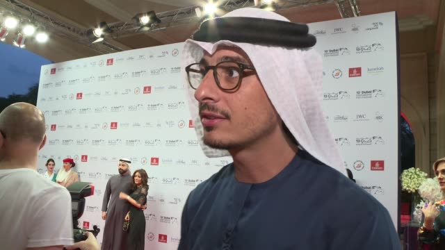INTERVIEW Ali F Mostafa on what it means to have another film premiering at DIFF and talks about what the film is about at 2016 Dubai International...