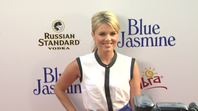 Ali Fedotowsky at Blue Jasmine Los Angeles Premiere on 7/24/13 in Los Angeles CA