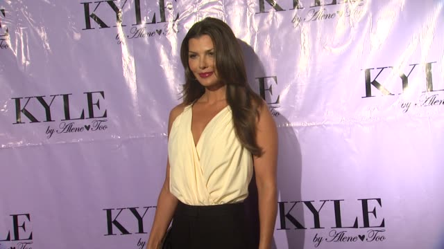 Ali Landry at Kyle By Alene Too Grand Opening Party on 10/11/12 in Beverly Hills CA