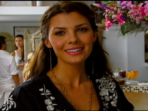 Ali Landry at the 7 For All Mankind WhiteHot Summer Luncheon Celebrating Summer Whites at SUR Restaurant in West Hollywood California on July 20 2006