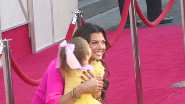 Ali Landry at the 'Beauty And The Beast' SingALong Premiere And DVD Release Party at Hollywood CA