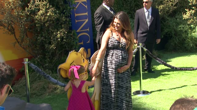 Ali Landry at the Walt Disney Studios Presents The World Premiere Of 'The Lion King 3D' at Hollywood CA