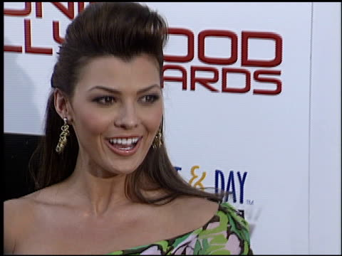 Ali Landry at the Young Hollywood Awards at El Rey Theatre in Hollywood California on May 4 2003