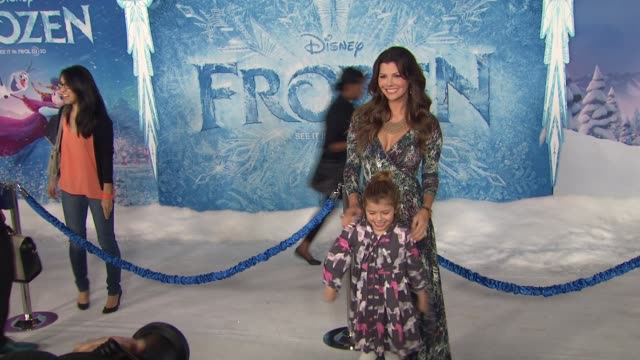 Ali Landry at Walt Disney Animation Studios''Frozen' Los Angeles Premiere in Hollywood CA on