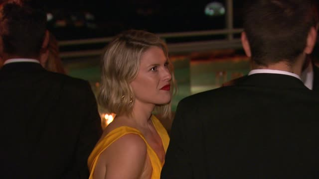 ali larter at 5th annual hollywood domino gala presented by bovet 1822 benefitting artists for peace and justice on 02/23/12 in west hollywood ca - ali larter stock videos & royalty-free footage