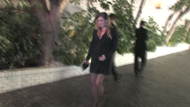 ali larter at chateau marmont in west hollywood at the celebrity sightings in los angeles at los angeles ca - ali larter stock videos & royalty-free footage