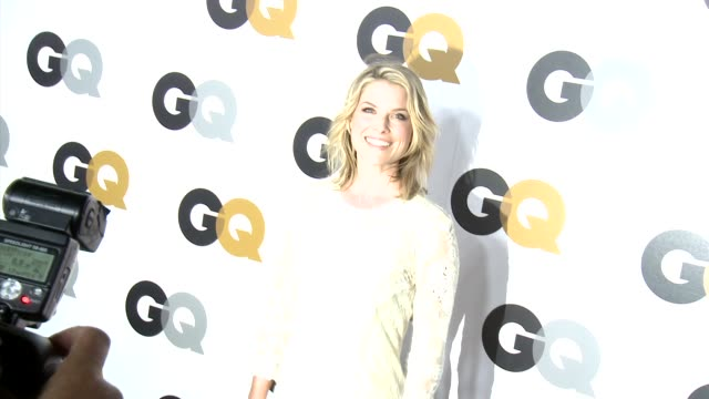 ali larter at gq's 2012 men of the year party on 11/13/12 in los angeles ca - ali larter stock videos & royalty-free footage