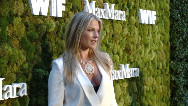 ali larter at max mara celebrates kate mara as the 2015 women in film max mara face of the future award recipient at chateau marmont on june 15 2015... - ali larter stock videos and b-roll footage