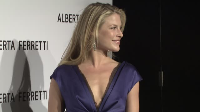 ali larter at the alberta ferretti celebrates first us flagship store opening at los angeles ca - ali larter stock videos and b-roll footage