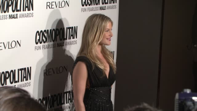 ali larter at the cosmopolitan honors its fun fearless males of 2009 at los angeles ca - ali larter stock videos and b-roll footage
