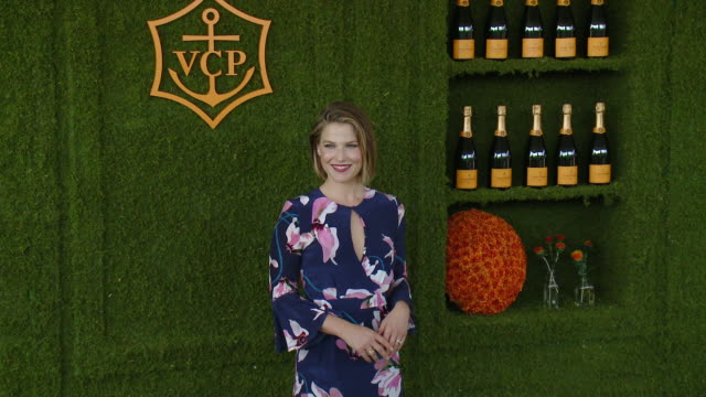 ali larter at the eighth annual veuve clicquot polo classic los angeles at will rogers state historic park on october 14 2017 in pacific palisades... - ali larter stock videos and b-roll footage